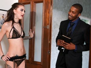 Cheating With Black Cock - Kendra Cole