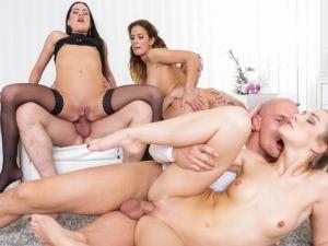 Swingers Orgies #12