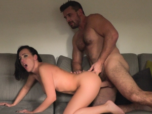 Raw Anal Date: French MILF & Hung Stud