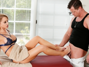 Honey, It Started As A Footjob: Part One