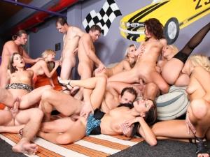 Cock Crazy Orgies #02
