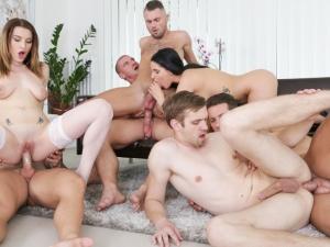 Orgy Mania!
