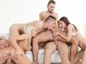 Let's Orgy!