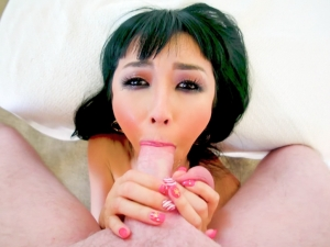 Asian Marica: Slop-Gagging Deep-Throat