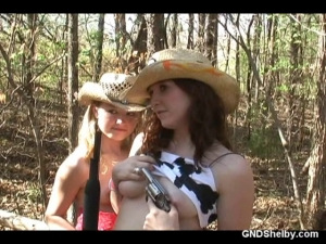 Cow Girls With Ruby
