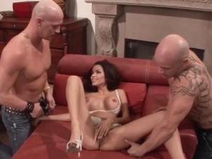 Threesome Fucking