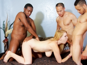 We Wanna Gang Bang The Babysitter #19