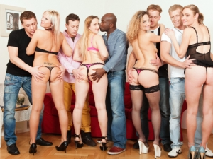Amazing Orgies